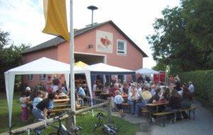 Das Gartenfest 2008 der FF Schwarzenthonhausen