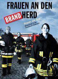 Frauen an den [Brand]-Herd  (Quelle: Deutscher Feuerwehrverband e.V.)